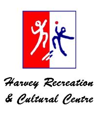 LOGO Harvey Recreation Centre & Cultural Centre